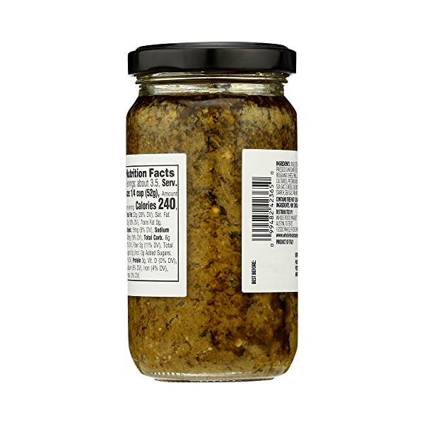 Basil Pesto, 6.5 oz 7