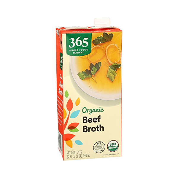 Organic Broth, Beef, 32 fl oz 2