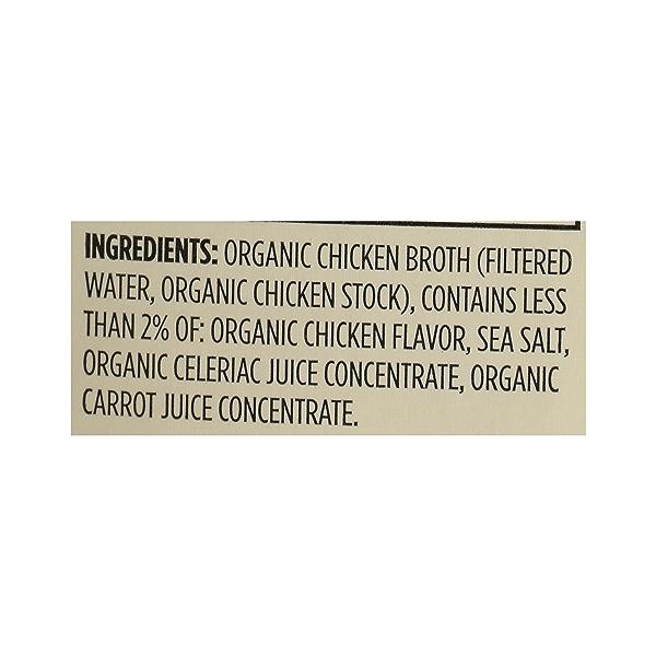 Organic Broth, Chicken Value Size, 48 fl oz 12