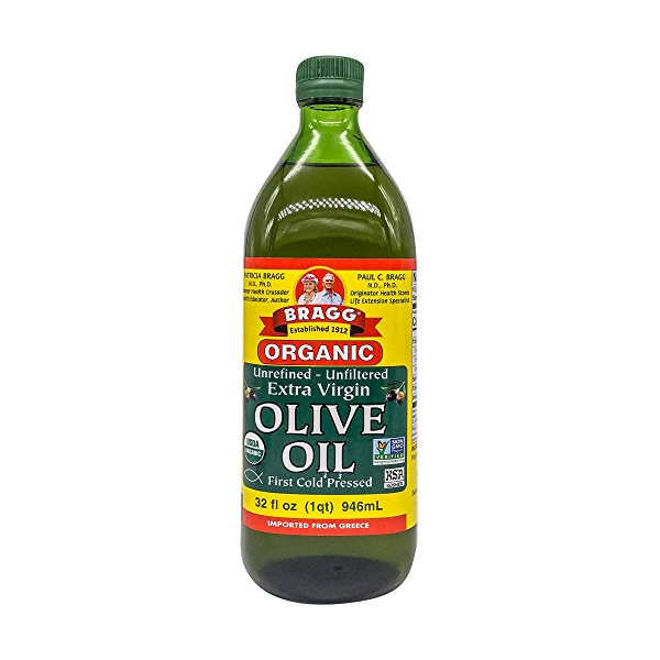 Organic Extra Virgin Olive Oil, 32 fl oz 1