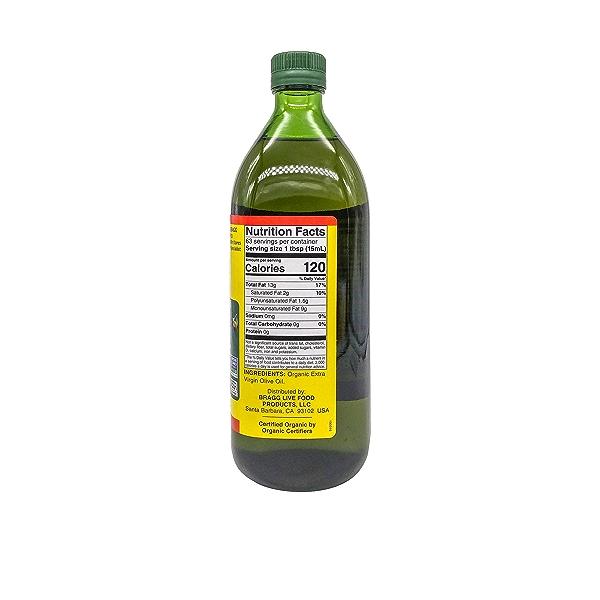 Organic Extra Virgin Olive Oil, 32 fl oz 2
