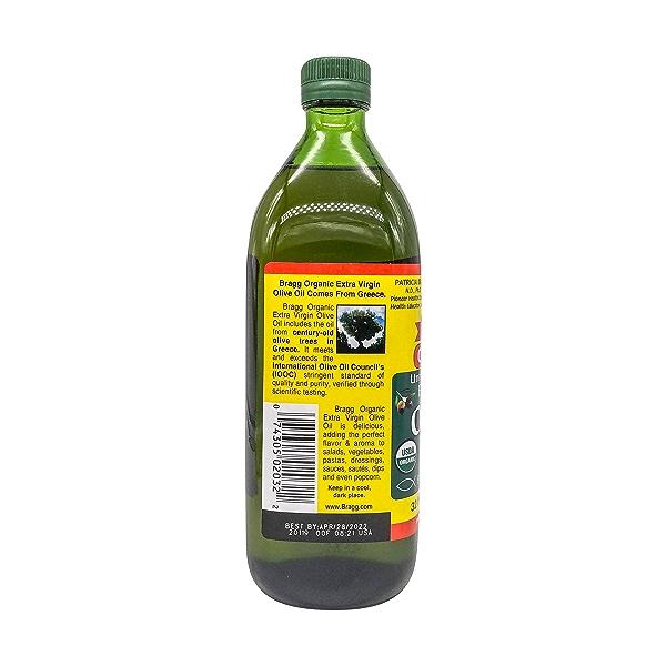 Organic Extra Virgin Olive Oil, 32 fl oz 3