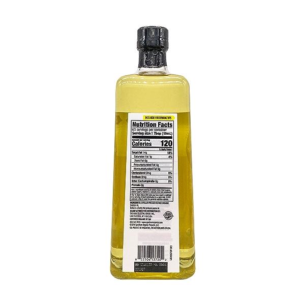 Organic Canola Oil, 32 fl oz 2