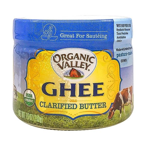 Purity Farms Ghee Clarified Butter, 7.5 oz 1