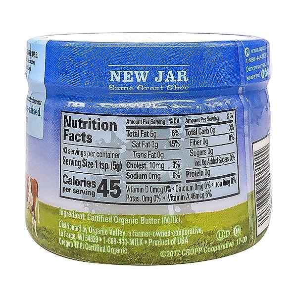 Purity Farms Ghee Clarified Butter, 7.5 oz 2