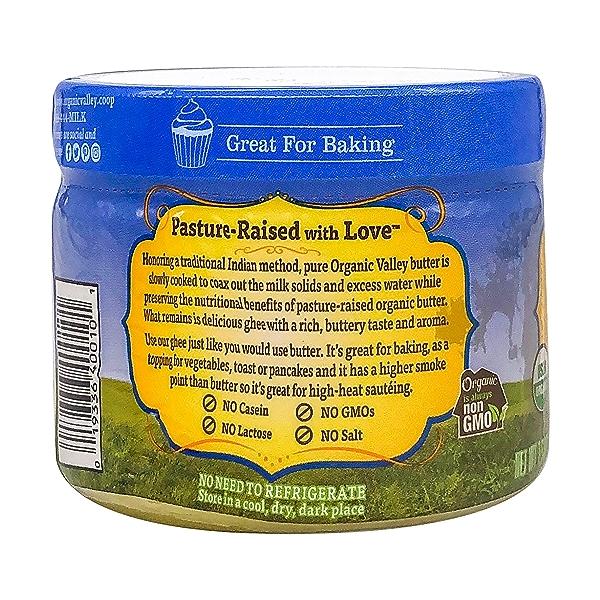 Purity Farms Ghee Clarified Butter, 7.5 oz 4