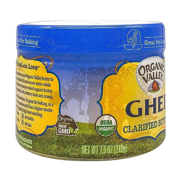 Purity Farms Ghee Clarified Butter, 7.5 oz 5