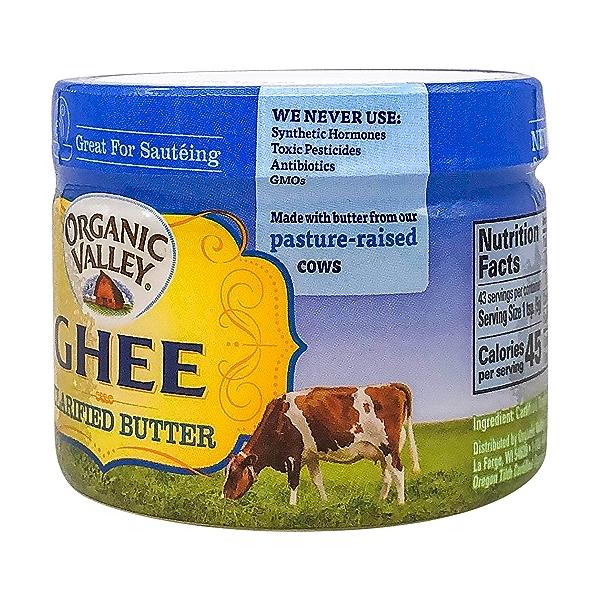 Purity Farms Ghee Clarified Butter, 7.5 oz 6