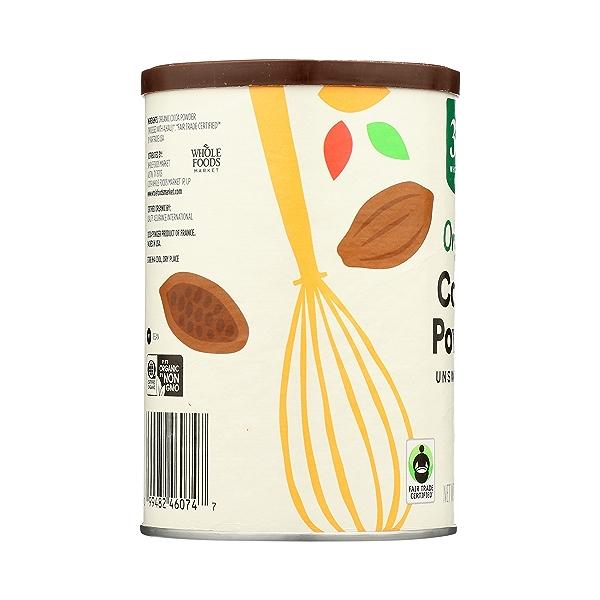 Organic Cocoa Powder, Unsweetened, 8 oz 5