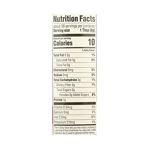 Organic Cocoa Powder, Unsweetened, 8 oz 10