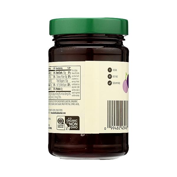 Organic Jelly, Concord Grape, 17.5 oz 7