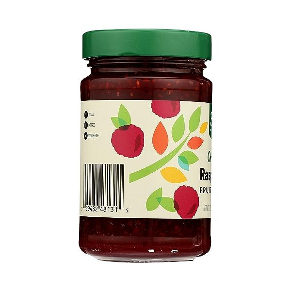 Organic Fruit Spread, Raspberry, 17 oz 5