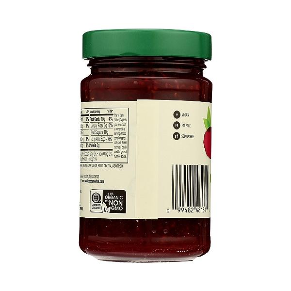 Organic Fruit Spread, Raspberry, 17 oz 7