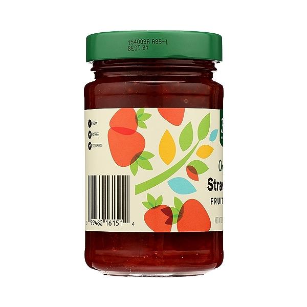 Organic Fruit Spread, Strawberry, 17 oz 5