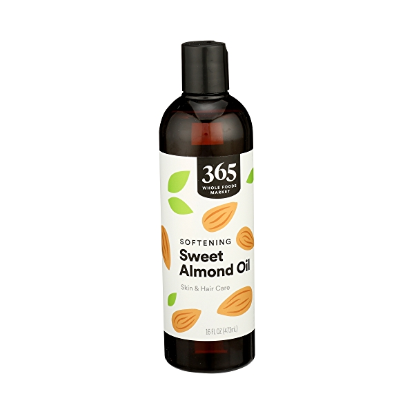 Aromatherapy Carrier Oil, Softening Sweet Almond Oil (Skin & Hair Care), 16 fl oz 2