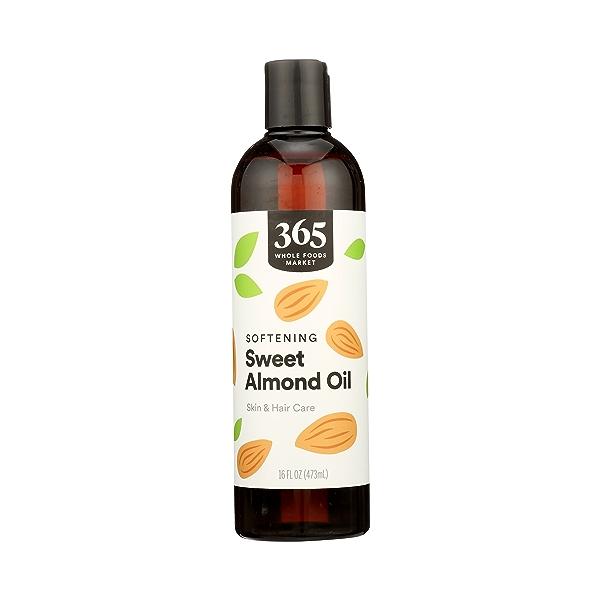 Aromatherapy Carrier Oil, Softening Sweet Almond Oil (Skin & Hair Care), 16 fl oz 3