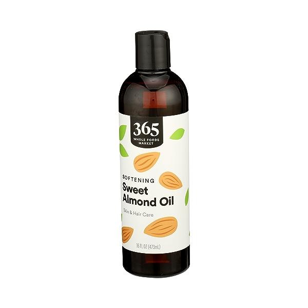 Aromatherapy Carrier Oil, Softening Sweet Almond Oil (Skin & Hair Care), 16 fl oz 4