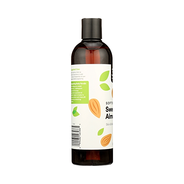 Aromatherapy Carrier Oil, Softening Sweet Almond Oil (Skin & Hair Care), 16 fl oz 5