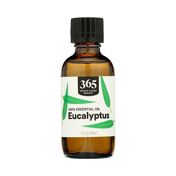 Aromatherapy 100% Essential Oil, Eucalyptus, 2 fl oz 3