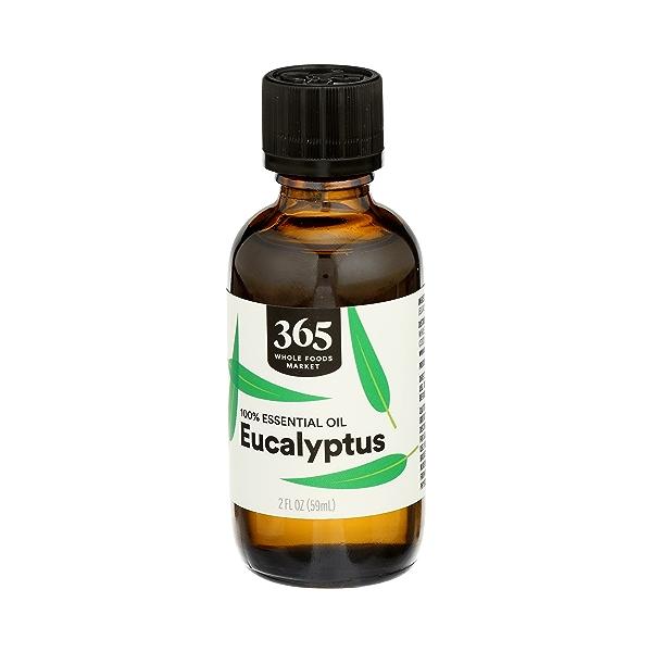 Aromatherapy 100% Essential Oil, Eucalyptus, 2 fl oz 4