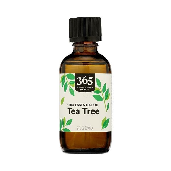 Aromatherapy 100% Essential Oil, Tea Tree, 2 fl oz 3
