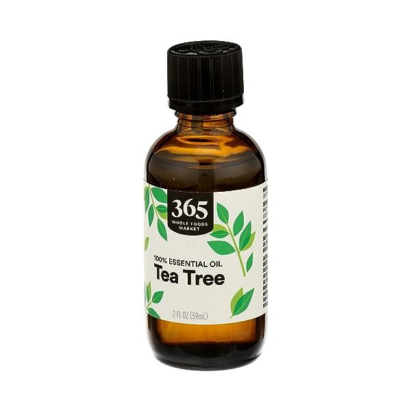 Aromatherapy 100% Essential Oil, Tea Tree, 2 fl oz 4