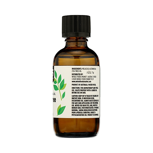 Aromatherapy 100% Essential Oil, Tea Tree, 2 fl oz 8