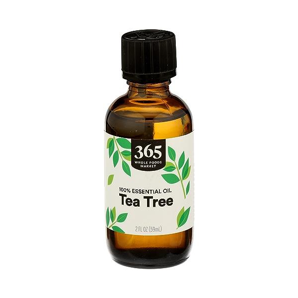 Aromatherapy 100% Essential Oil, Tea Tree, 2 fl oz 1