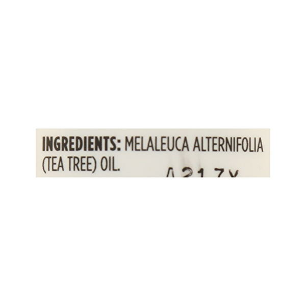 Aromatherapy 100% Essential Oil, Tea Tree, 2 fl oz 11