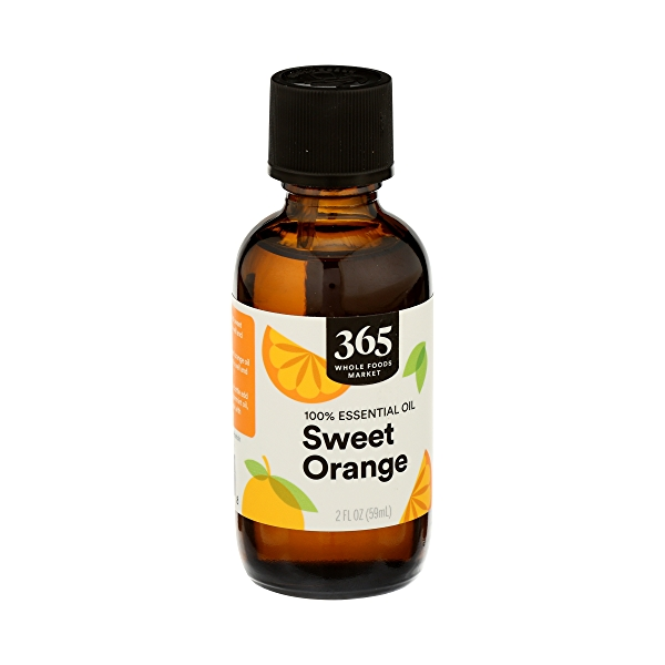 Aromatherapy 100% Essential Oil, Sweet Orange, 2 fl oz 2