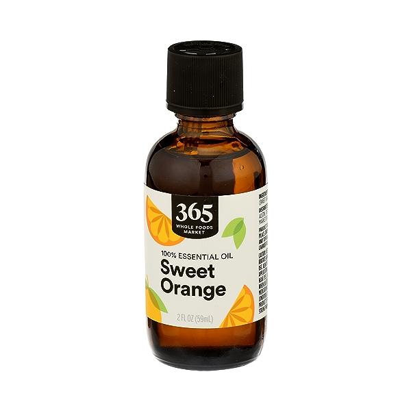 Aromatherapy 100% Essential Oil, Sweet Orange, 2 fl oz 4