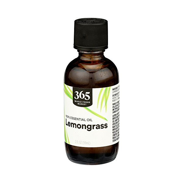 Aromatherapy 100% Essential Oil, Lemongrass, 2 fl oz 4