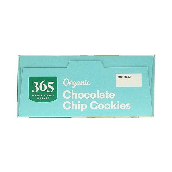 Organic Cookies, Chocolate Chip, 12 oz 6