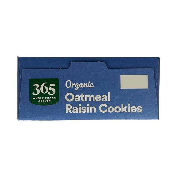 Organic Cookies, Oatmeal Raisin, 12 oz 6