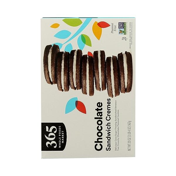Cookies, Chocolate Sandwich Cremes, 20 oz 7