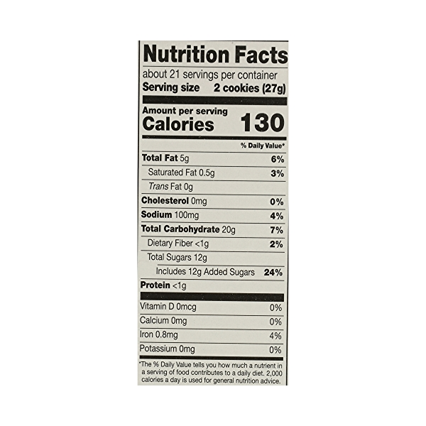 Cookies, Chocolate Sandwich Cremes, 20 oz 10