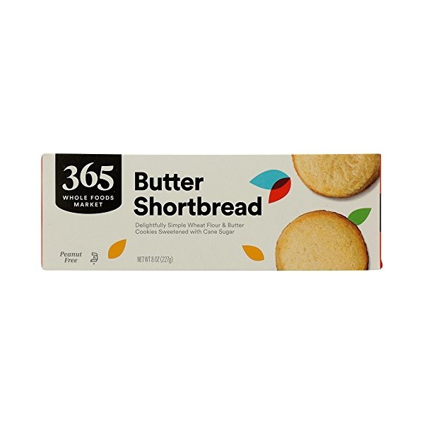Cookies, Butter Shortbread, 8 oz 9