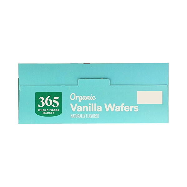 Organic Cookies, Vanilla Wafers, 9 oz 6
