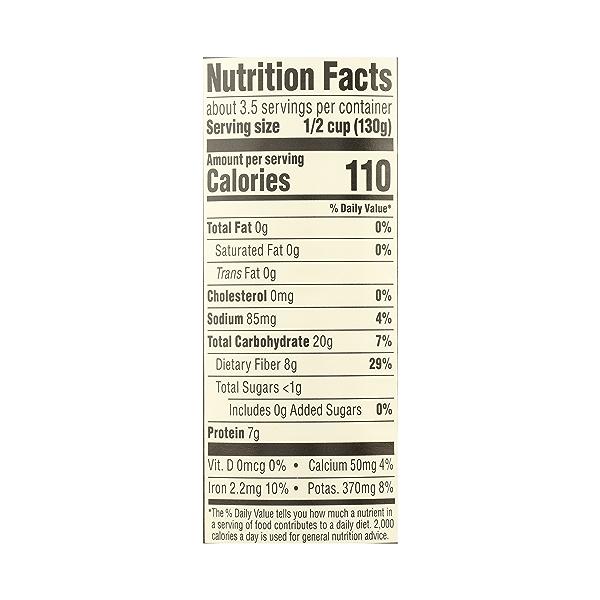 Organic Shelf-Stable Beans, Dark Red Kidney, 15.5 oz 10
