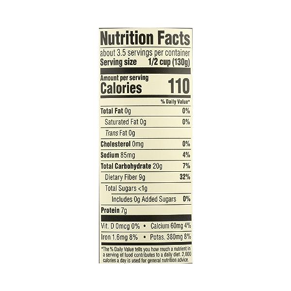 Organic Shelf-Stable Beans, Pinto, 15.5 oz 10