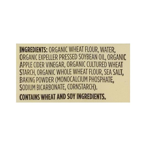 Organic Tortillas, Flour (6 Tortillas), 12 oz 12