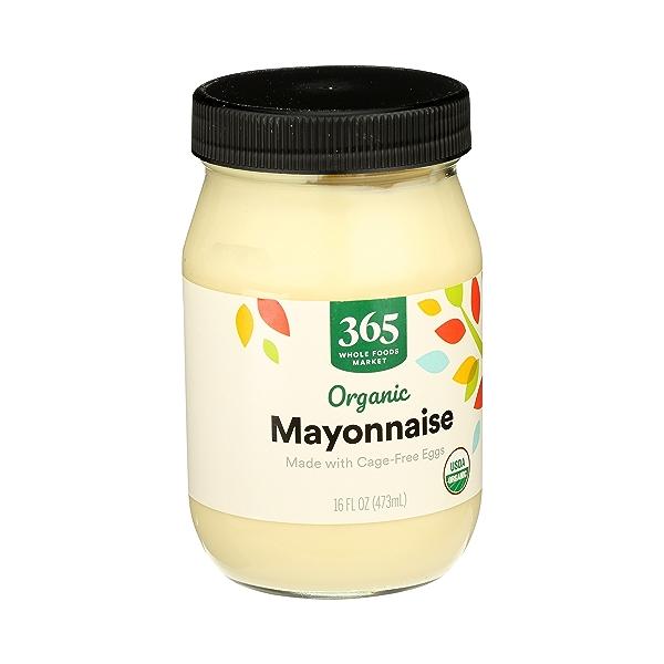 Organic Mayonnaise, 16 fl oz 2