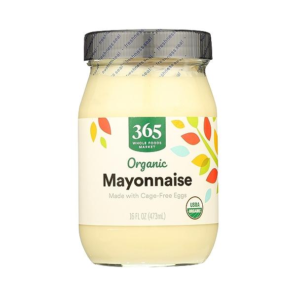 Organic Mayonnaise, 16 fl oz 3