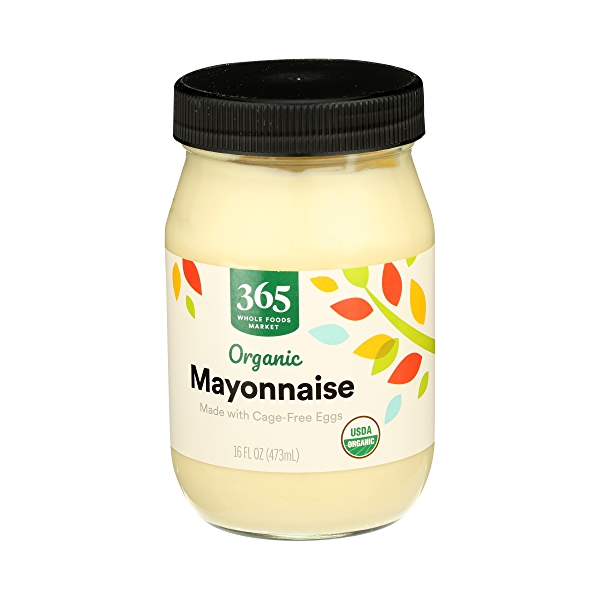 Organic Mayonnaise, 16 fl oz 4