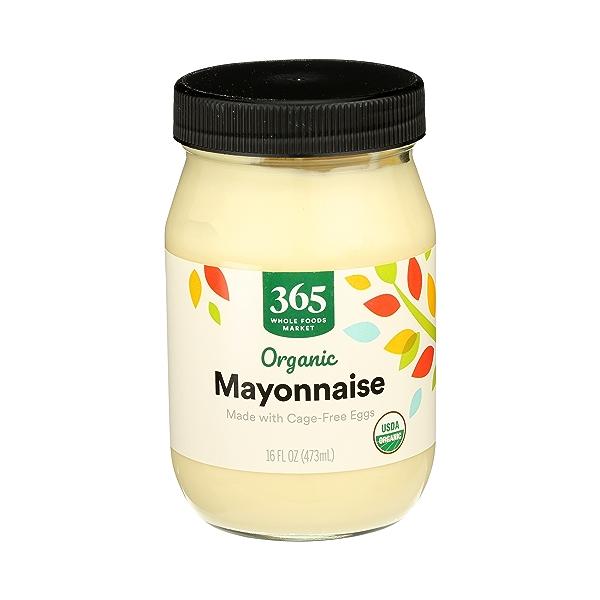 Organic Mayonnaise, 16 fl oz 1