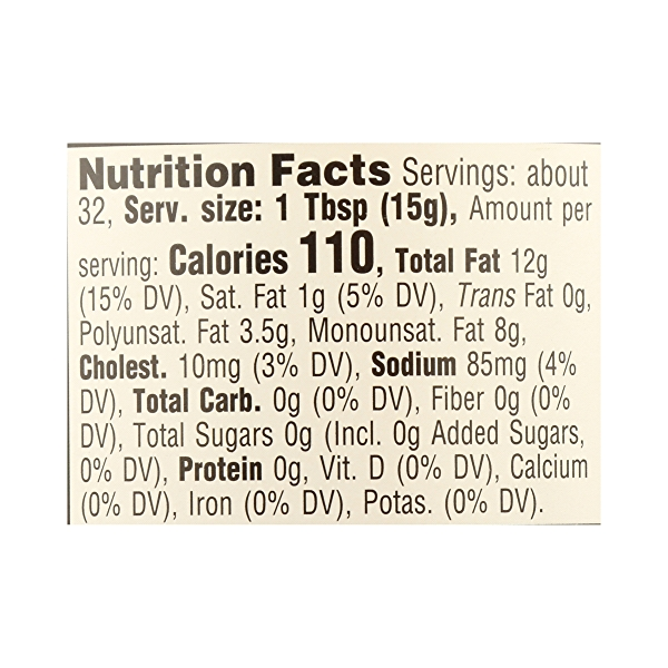 Organic Mayonnaise, 16 fl oz 10