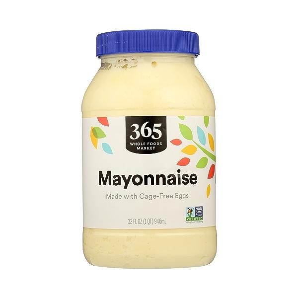 Mayonnaise, 32 fl oz 3