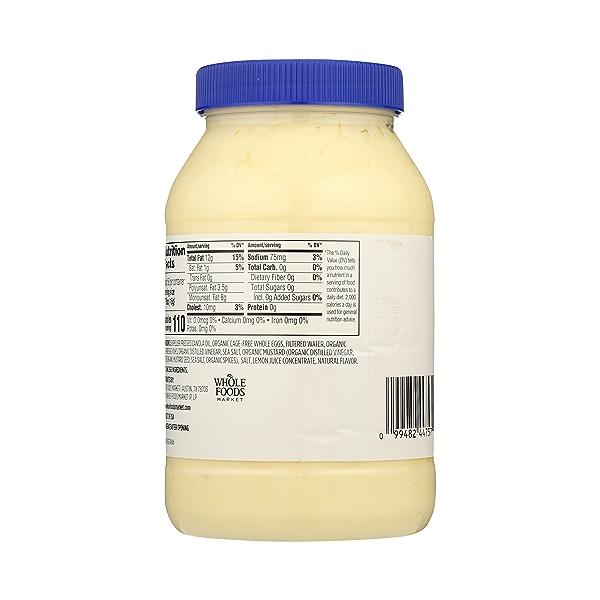 Mayonnaise, 32 fl oz 7