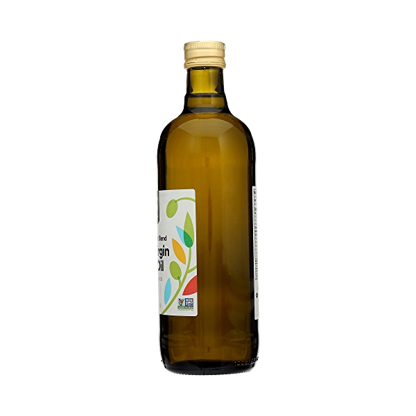 Extra Virgin Olive Oil - Cold Processed, Mediterranean Blend, 33.8 fl oz 8