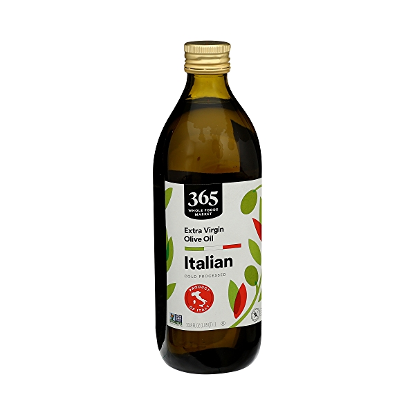Extra Virgin Olive Oil - Cold Processed, Italian, 33.8 ml 2